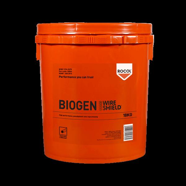 Biogen wireshield